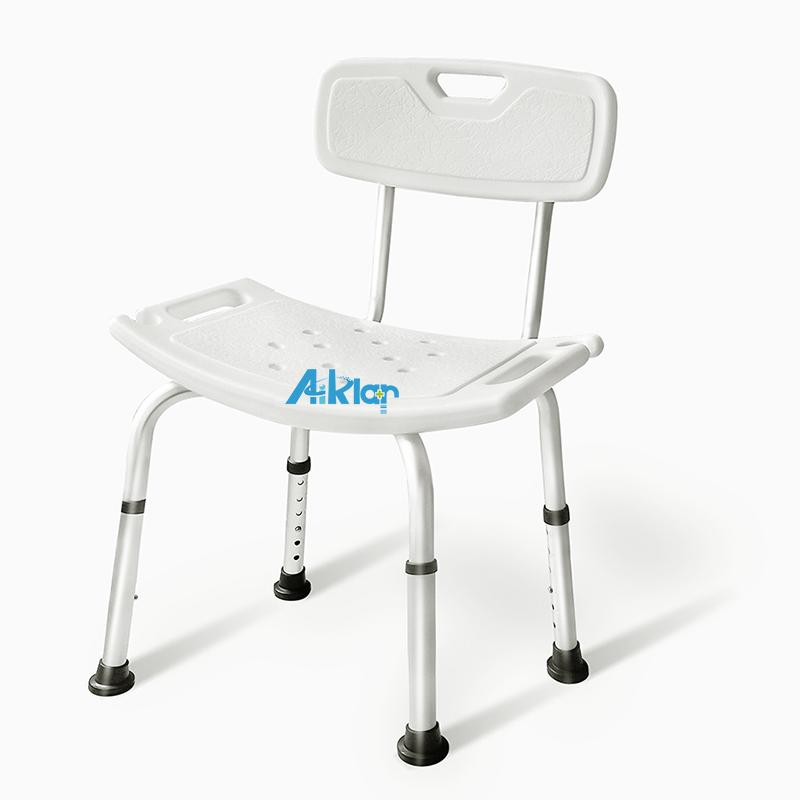 BZ1802A老人淋浴椅带靠背孕妇洗澡椅安全洗澡辅助用品